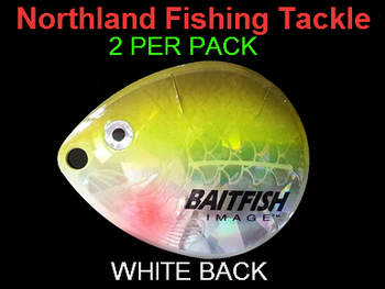 Northland Tackle COLORADO BLADES size 5 #114
