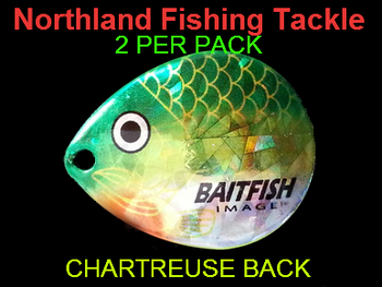 Northland Tackle COLORADO BLADES size 5 #115