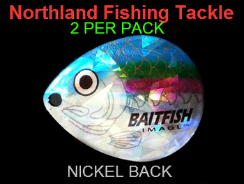 Northland Tackle COLORADO BLADES size 5 #116