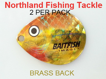 Northland Tackle COLORADO BLADES size 5 #117