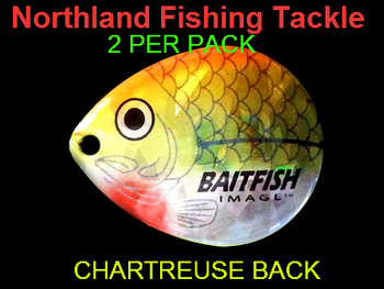 Northland Tackle COLORADO BLADES size 5 #120