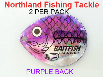 Northland Tackle COLORADO BLADES size 5 #121