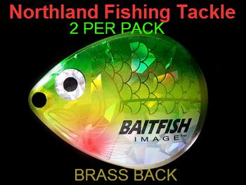 Northland Tackle COLORADO BLADES size 5 #127