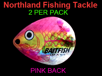 Northland Tackle COLORADO BLADES size 5 #129