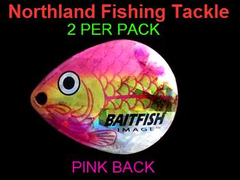 Northland Tackle COLORADO BLADES size 5 #129