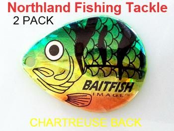 Northland Tackle COLORADO BLADES size 6 #131