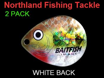 Northland Tackle COLORADO BLADES size 6 #132