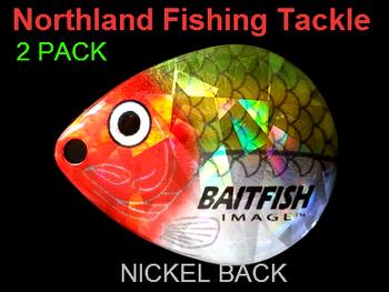 Northland Tackle COLORADO BLADES size 6 #134