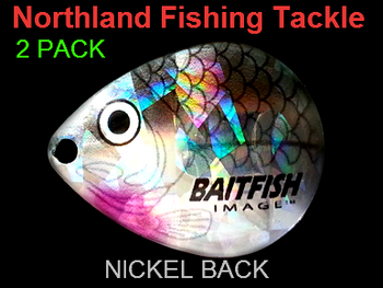 Northland Tackle COLORADO BLADES size 6 #137