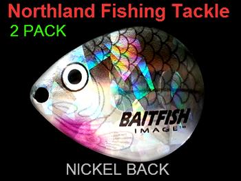Northland Tackle COLORADO BLADES size 6 #137
