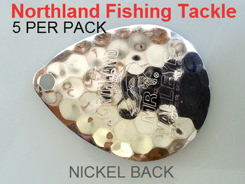 Northland Tackle COLORADO BLADES size 6 #140