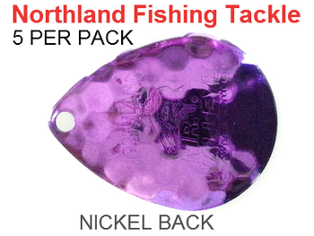 Northland Tackle COLORADO BLADES size 6 #144