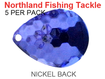 Northland Tackle COLORADO BLADES size 6 #145