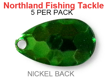 Northland Tackle INDIANA BLADES size 3 #147