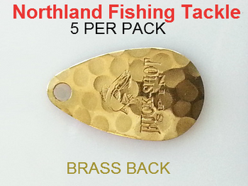 Northland Tackle INDIANA BLADES size 2 #156