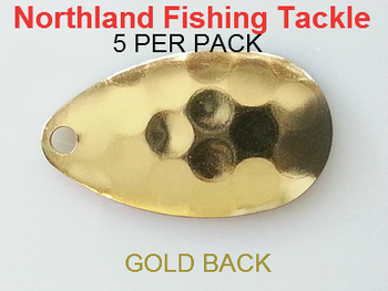 Northland Tackle INDIANA BLADES size 4 #165