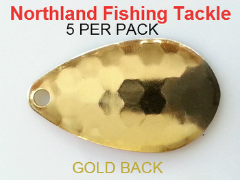 Northland Tackle INDIANA BLADES size 6 #170
