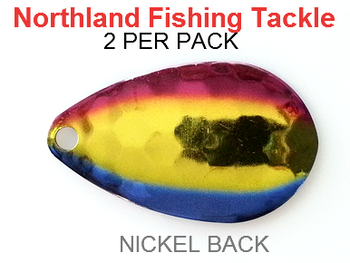 Northland Tackle INDIANA BLADES size 6 #175
