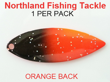 Northland Tackle WILLOW BLADES size 5 #183