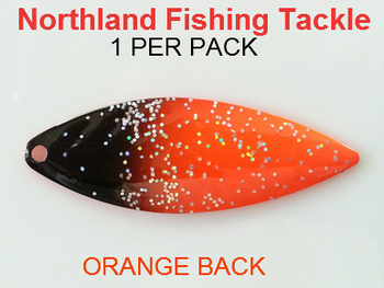 Northland Tackle WILLOW BLADES size 6 #185