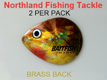 Northland Tackle COLORADO BLADES size 6 #136