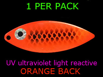 #5 WILLOWLEAF blade UV color 051