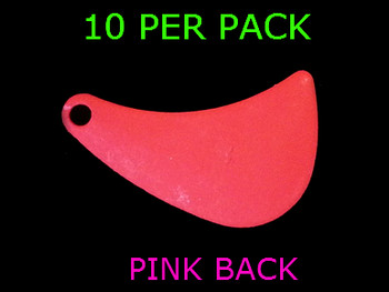 Spinner Blades HATCHET #4 PINK