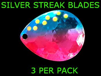 Silver Streak Blades Colorado #4 C J Special
