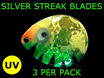 Silver Streak Blades Colorado #4 Anti Perch