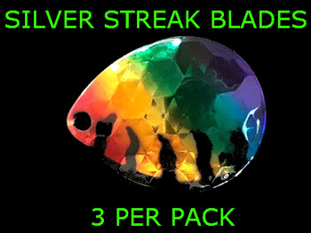 Silver Streak Blades Colorado #4 Nascar