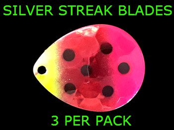 Silver Streak Blades Colorado #4 Lady Bug