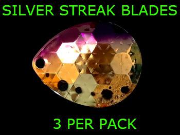 Silver Streak Blades Colorado #4 horney Toad