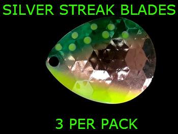 Silver Streak Blades Colorado #4 Copper Moldy Muffin