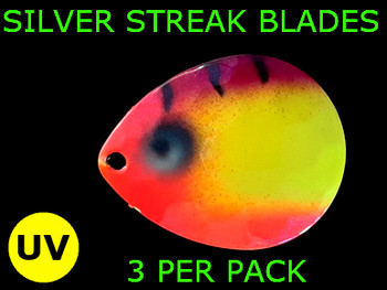 Silver Streak Blades Colorado #4 Wango Tango