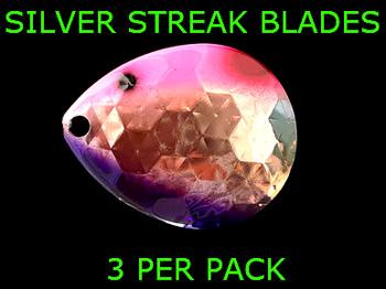Silver Streak Blades Colorado #4 Purple Bubble Gum