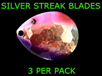 Silver Streak Blades Colorado #4 Purple Bubble Gum