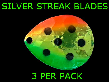 Silver Streak Blades Colorado #5 Anti Freeze Mellon