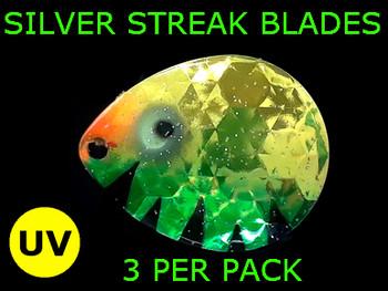 Silver Streak Blades Colorado #5 Anti Perch