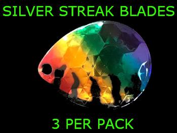 Silver Streak Blades Colorado #5 Nascar