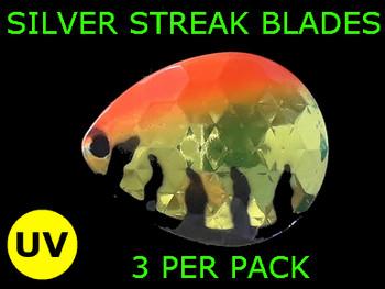 Silver Streak Blades Colorado #5 Anti Chicken