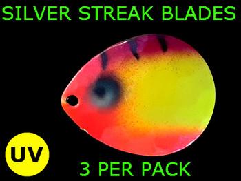 Silver Streak Blades Colorado #5 Wango Tango