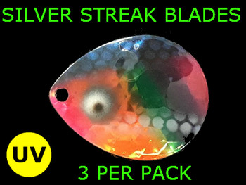 Silver Streak Blades Colorado #5 Pluto