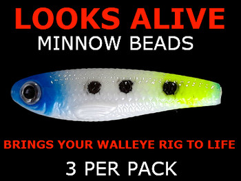 Looks Alive Minnow Beads U.F.O. MAGIC