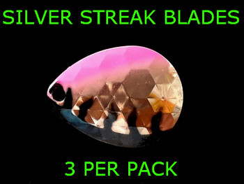 Silver Streak Blades Colorado #4 Chicken Breast