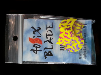mylar walleye spinner harness