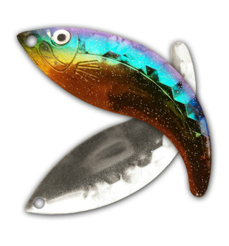 Viper Tackle Whiptail Blades #4