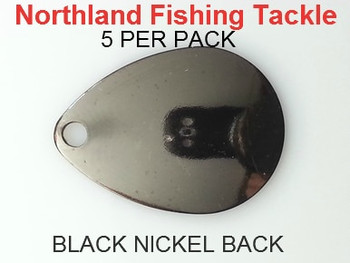 Northland Tackle COLORADO BLADES size 3 #077