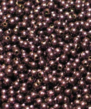 Fishing Lure Beads JT Custom Tackle 6mm Pearlized Blue/Purple Bead 100/PK