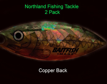Northland Tackle Willowleaf Blade size 4 #036