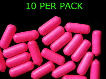 """RIG FLOATS 5/16"""" PINK LIVE BAIT RIGS"""
